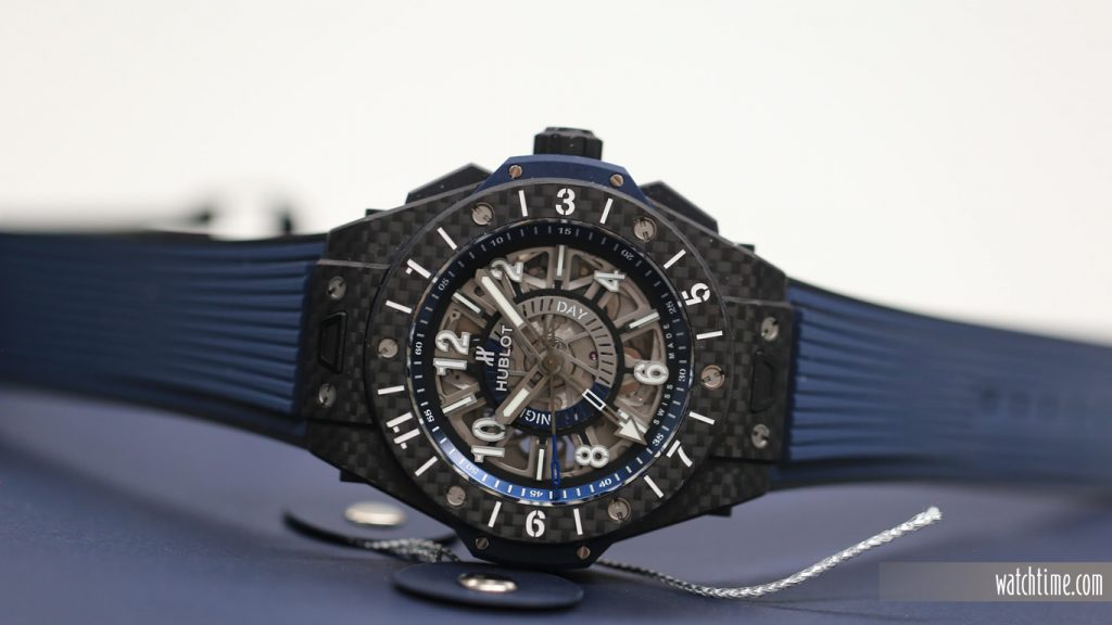 Fake Hublot Big Bang Unico Gmt Carbon Cheap Hublot Replica Watches For Sale Online